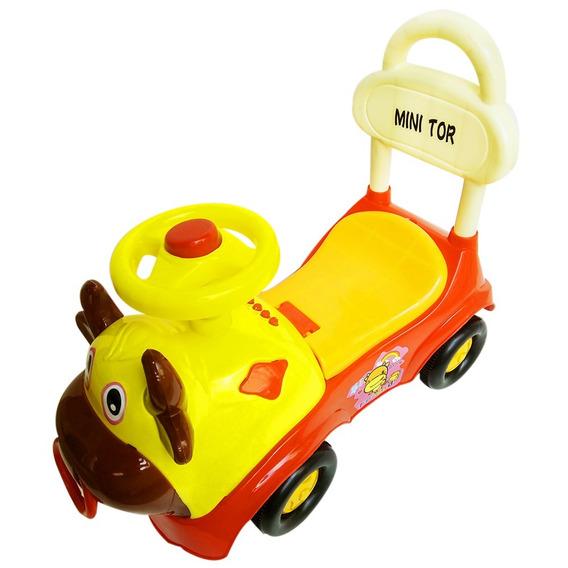 Andador Bfun Para Bebe Pata Pata Buggy Karting Con Manija