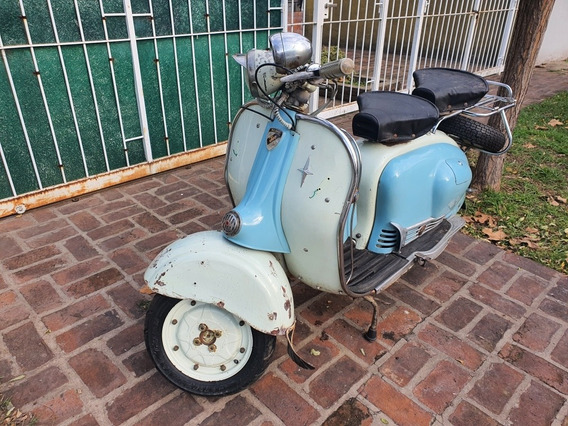 Motoneta Iso 150 Cc Milano Mod 1957