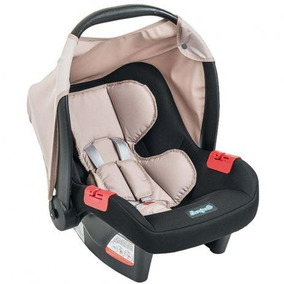 Bebê Conforto Creme Touring Evolution Se
