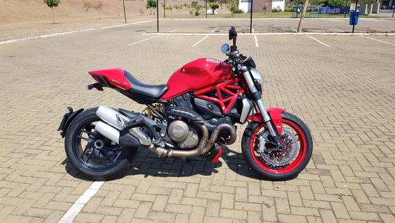 Ducati Monster 1200 S *vendida*