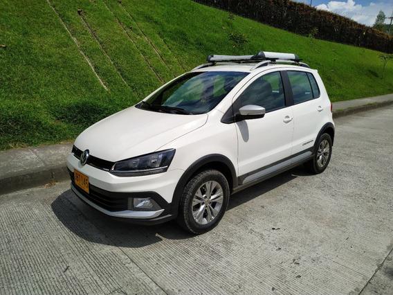 Volkswagen Crossfox Wild 2017