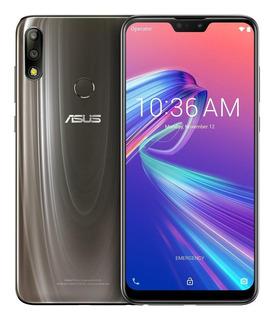 Zenfone Max Pro M2 Titanium Asus, Com Tela De 6,3, 4g, 128