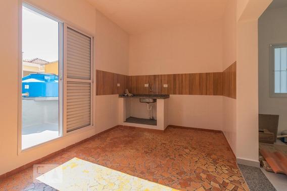 Casa Para Aluguel - Mauá, 1 Quarto, 60 - 893046019