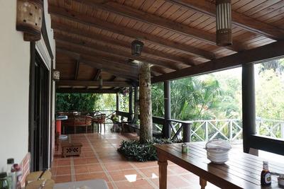Casa Campestre Con Un Solar Extremadamente Amplio