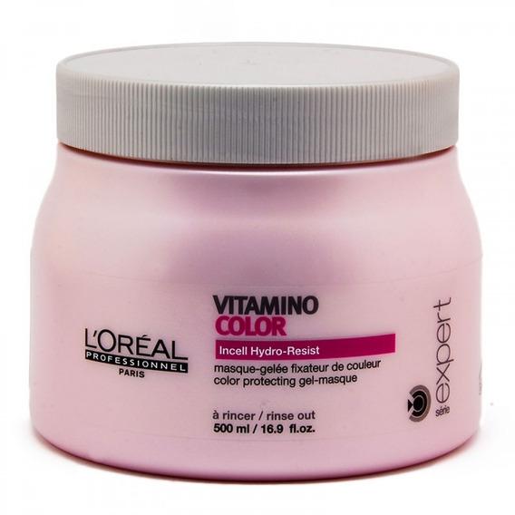 Loreal Mascara Nutritiva Cabellos 500ml