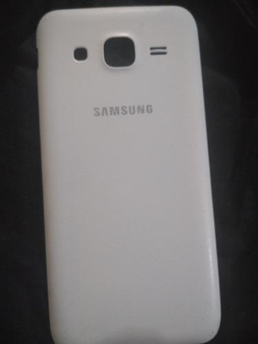 Tapa Posterior Samsung Galaxy J2 J200  Con Detalles Estetico