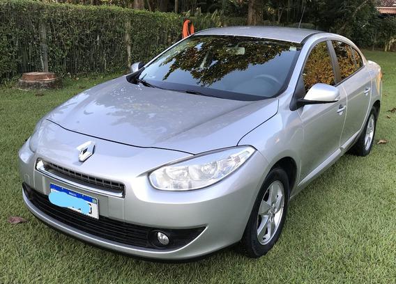 Renault Fluence Dynamique 2014 Cvt 72 Mil Km