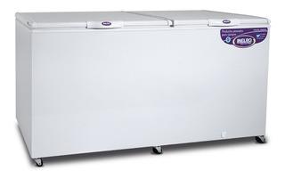 Freezer Horizontal Pozo Inelro Fih700 695 Lts Dual Blanco