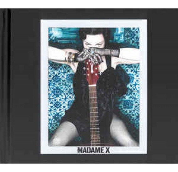 Cd Madonna - Madame X (deluxe Edition - Duplo)