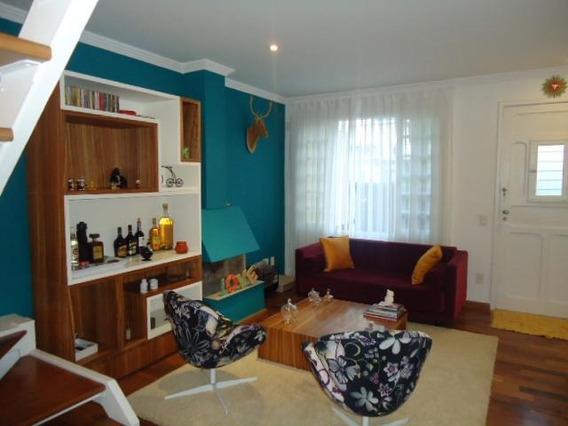 Casa Residencial Para Locação, Vila Nova Conceição, São Paulo. - Ca0047