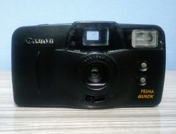 Máquina Fotográfica Canon Analógica (antiga)