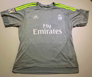 Jersey Soccer Real Madrid L 10