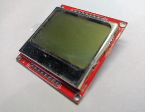 Display Lcd Nokia 5110 Para Arduino