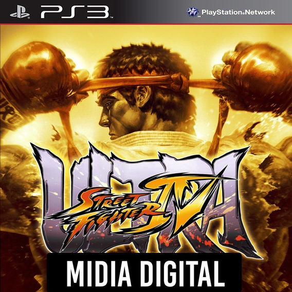 Ps3 - Ultra Street Fighter 4