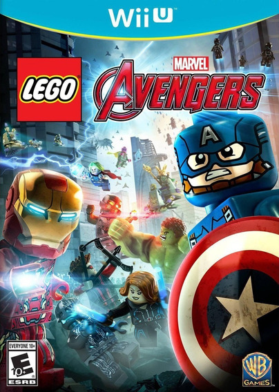 Lego® Marvels Avengers - Digital Wii U