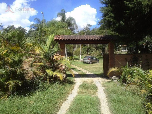 Chácara À Venda, 9000 M² Por R$ 550.000,00 - Ponunduva - Cajamar/sp - Ch0006