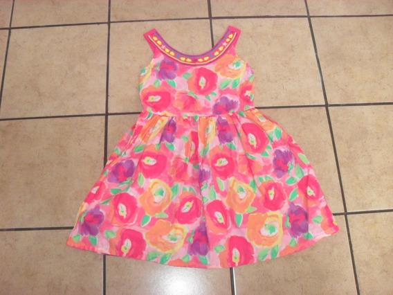 Vestido Est. 1989 Place Para Niña Talla 12 Años