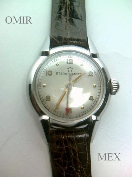 Reloj Eternamatic Automatico Vintage Dama Suizo