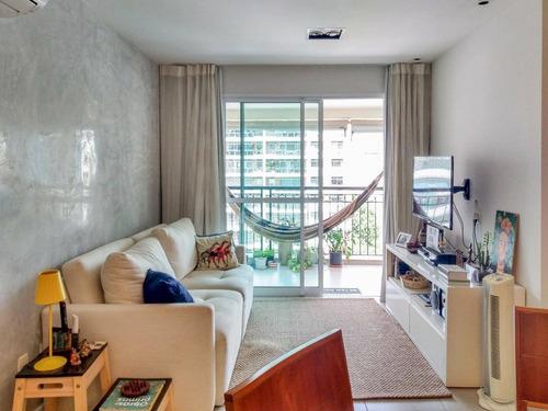Apartamento Com 3 Quartos Por R$ 850.000 - Ingá /rj - Ap47178