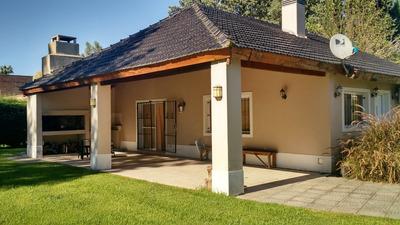 Alquiler Temporario Zona Oeste -casa Quinta Bosque Real