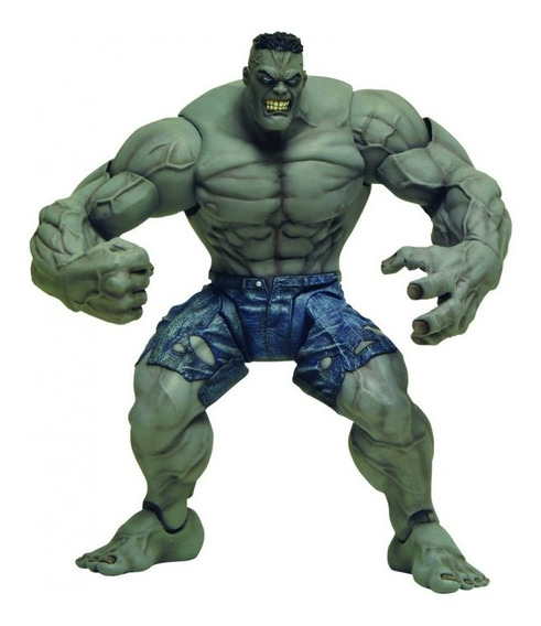 Ultimate Hulk Boneco Marvel Studios Select Comics Figura