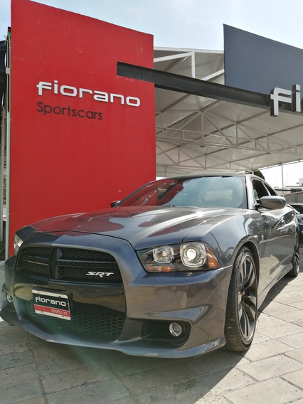 Dodge Charger Srt-8 Modelo 2013
