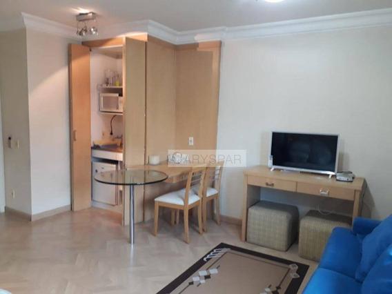 Flat The Advance - 1 Dormitório - R$ 3.500/mês - Cerqueira César - São Paulo/sp - Fl4309