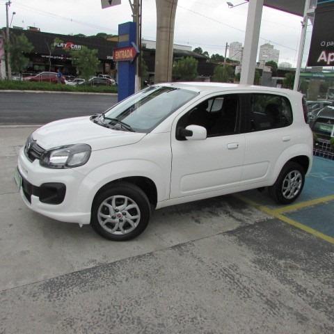 Uno Evo Drive 1.0 Mt 2019 Branco