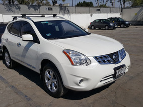 Nissan Rogue 2.5 Sl 2wd Tela Cvt ,2011 , Somos Agencia.