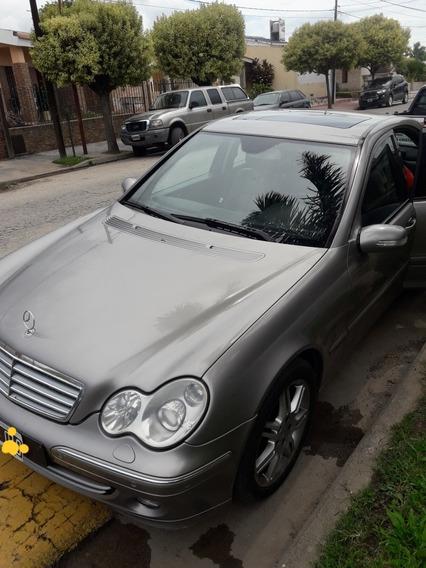 Mercedes-benz Clase C 3.5 C350 Elegance At 2006