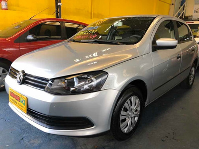 Volkswagen Gol 1.6 Vht Trend Total Flex 5p 2014 Completo