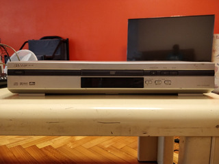Reproductor De Dvd Sharp Dv-s5 Impecable