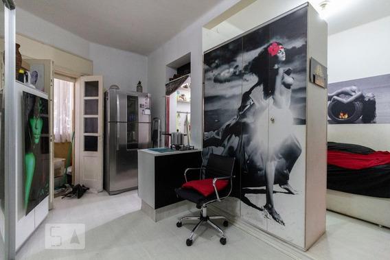 Apartamento Para Aluguel - Consolação, 1 Quarto, 40 - 893021010
