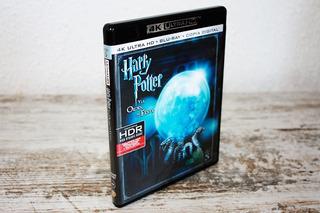 Pelicula Harry Potter La Orden Del Fénix Bluray Ultra Hd 4k