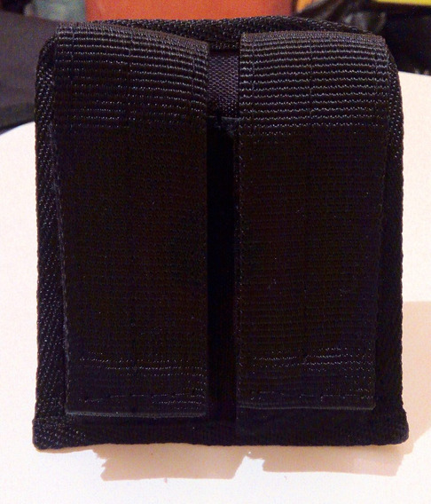 Portacardador Doble Para 9 Mm Y Similares