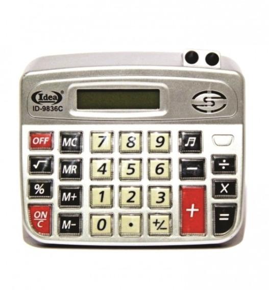 10 Calculadora Eletrônica Mesa Comercial Escritório Oferta.