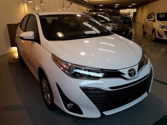 Toyota Yaris Xls 1.5 Mt 4p (2020)