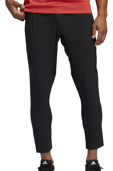 Pantalon adidas Training Aeroready 3s Hombre Ng/ng