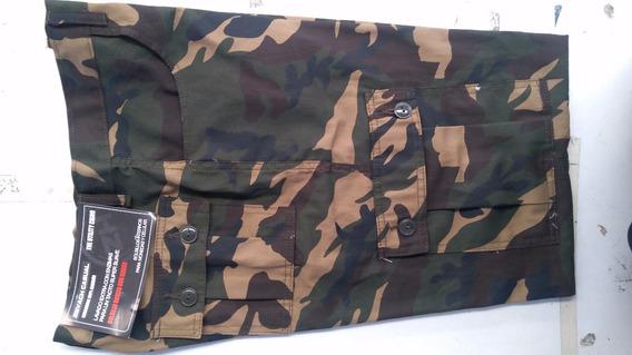 Pantalon Camuflaje Tipo Cargo Gotcha