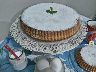 Tarta De Ricota!! 24cm (especial P/ Panaderias/confiterias)