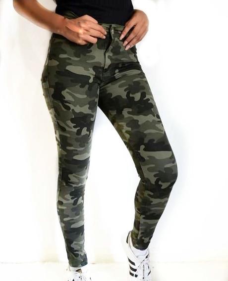 Pantalon Con Memes Pantalones Chupin Mujer Mercadolibre Com Ar