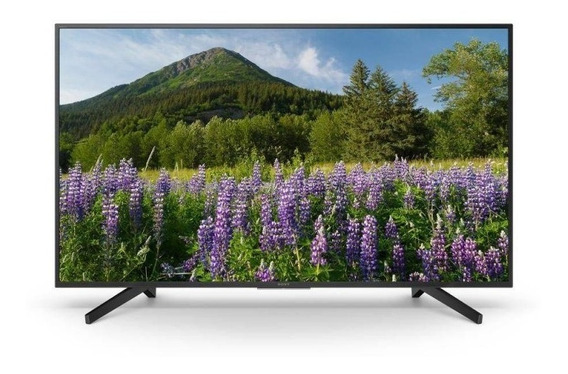 Smart Tv Sony Led 49 Uhd 4k Kd-49x705f High Dynamic Range