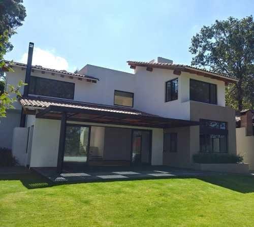 Casa Nueva Vista Parcial Avándaro