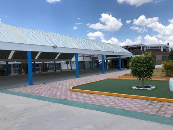 Escuela En Venta El Colorado Queretaro Preescolar Primaria Secundaria. Cev-200605mg
