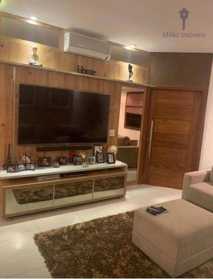 Casa 3 Dormitórios À Venda, 250m², Condomínio Ibiti Royal Park Em Sorocaba/sp - Ca0336