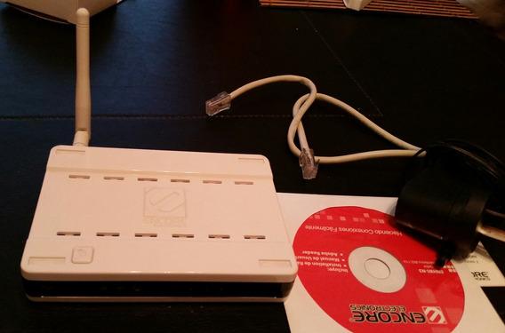Router Enhwi-n3 Encore 802.11n 10/100 Mbps