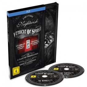 Nightwish - Vehicle Of Spirit Digibook [2 Blu-ray] Importado