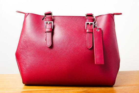 Bolsa Santa Lolla Vermelha Clássica 045227