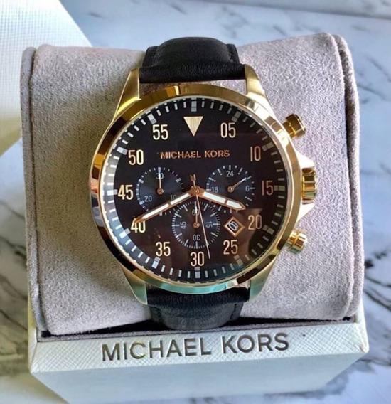 Relógio Michael Kors Masculino Mk8617 Promoção