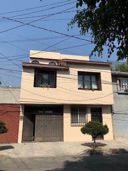 Casa Sola En Venta Tlalpan Centro